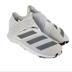 Adidas Harden B/E 3 J White Basketball Shoes 7Y
